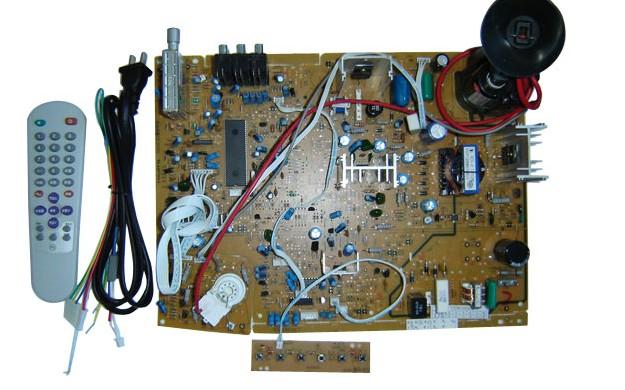 电视机主板 遥控器 外壳