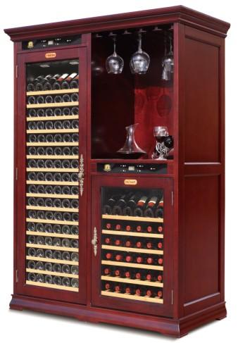 红酒柜 橡木