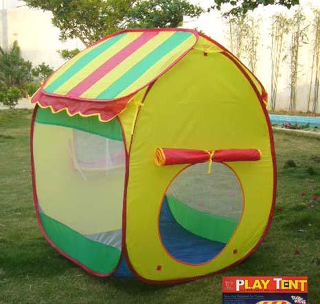 【产品描述】:      这款帐篷外观小巧可爱,线条流畅,纱网透气性能