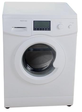 washing machine with mechanical controls