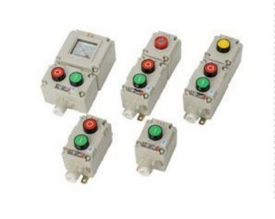 启动和停止按钮控制电器电路图