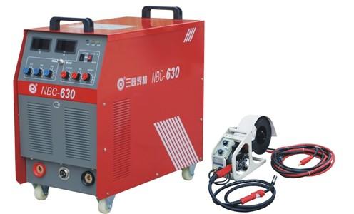 NBC-630 inverter CO2 gas shielded welding machine