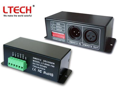 LT-8090 DMX512 Decoder