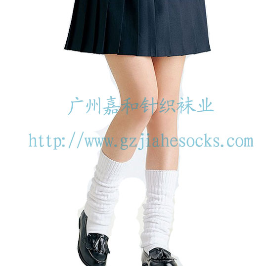 及初中女生的袜子