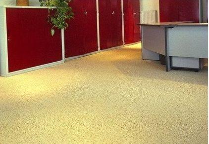 深圳晶坤环氧树脂彩砂地板