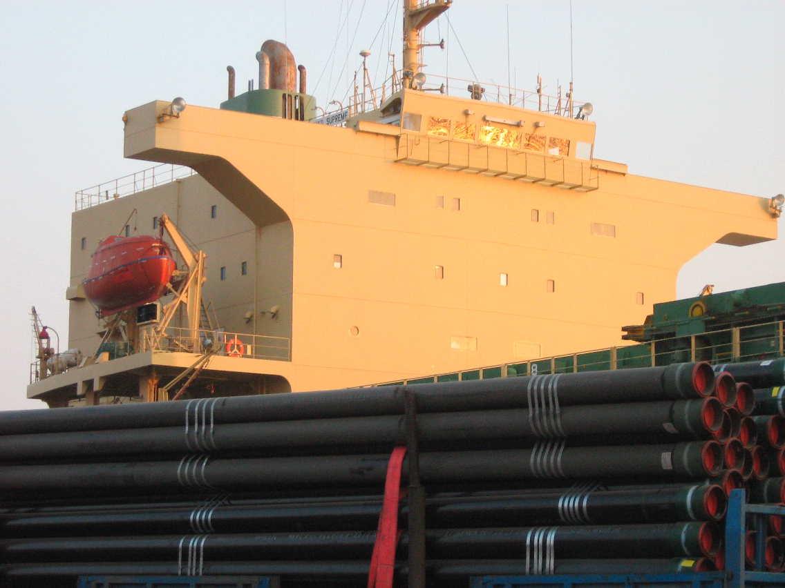 石油裂化管石油裂化用无缝钢管 5400元/吨
