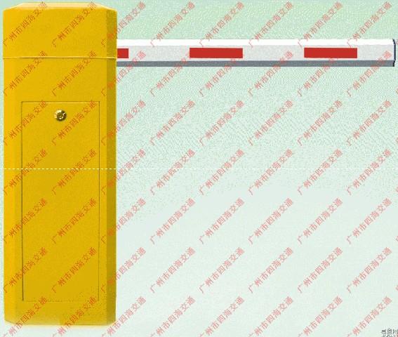 电动道闸可单独通过遥控实现起落杆