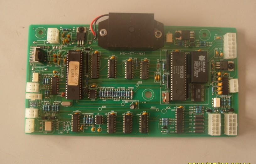 电路板产品图片一; 恒山主板; 库存电子元器件