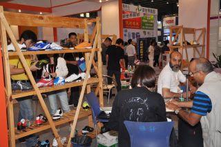 大利加达鞋展2012意大利GARDA鞋展 价格:40元/个