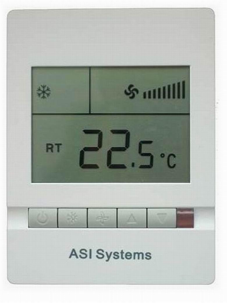 霍尼韦尔t6373温控器三速开关