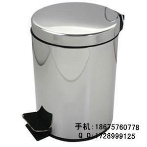 cy/304脚踏不锈钢垃圾桶