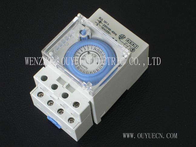 oyc24小时机械式定时器