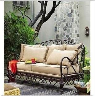 许氏铁艺客厅卧室多位沙发沙发椅1278元