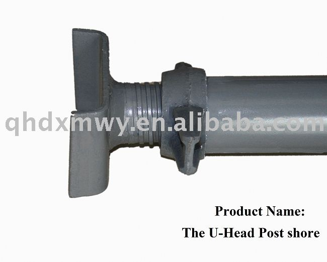 Scafold supporting parts U-head Jack Base