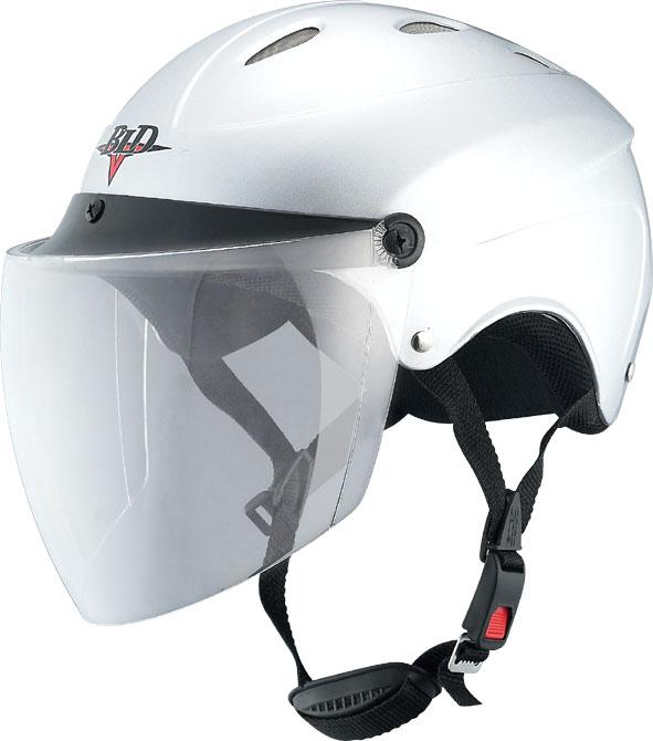 百利得101摩托车头盔高清图片