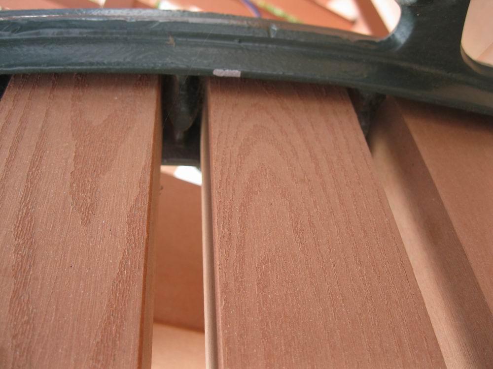 生态木木塑生态木椅子