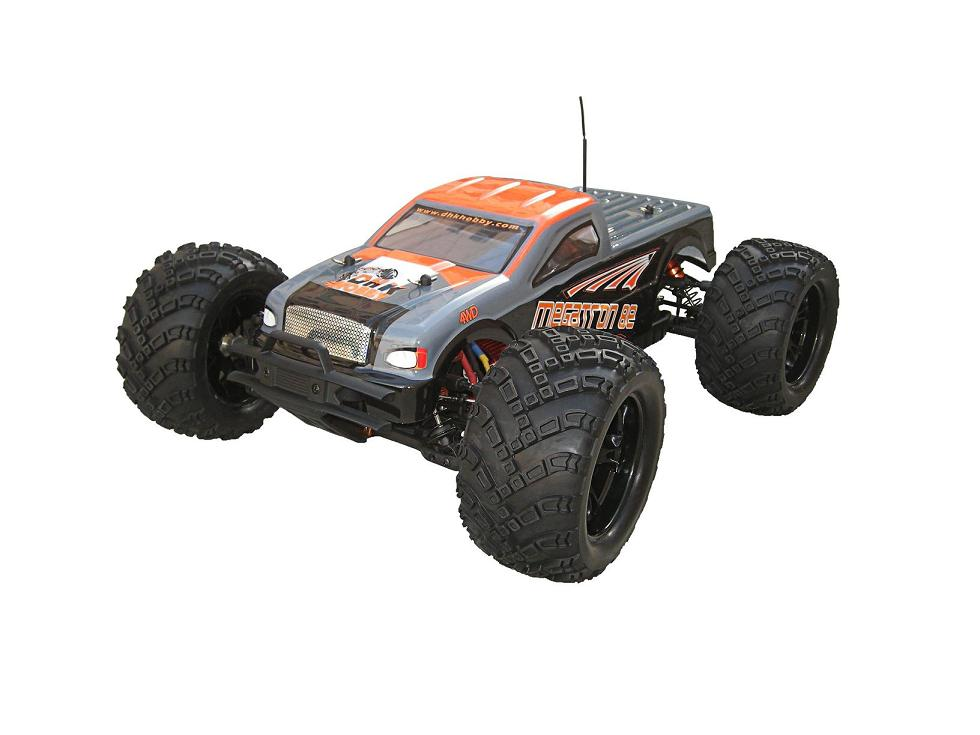 Interstate Megatron 2 >> 1/8 scale brushless b***y monster truck Megatron 8E