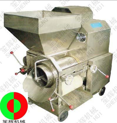 CR-900 stainless steel  fish meat processing machi