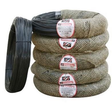铁丝网的编织有先编后镀,先镀后编等方法,经过处理后的铁丝网