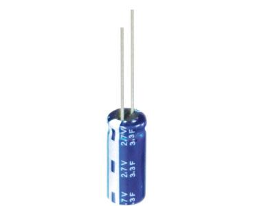 Fala capacitance / super capacitor winding type 2.7V-3.3F