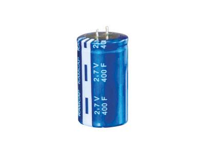 Fala capacitance / super capacitor winding type 2.7V-400F