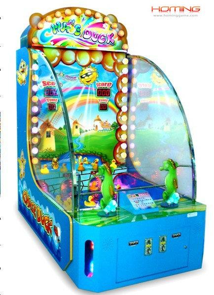 Chase Duck redemption game machine