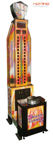 Mr Hammer redemption game machine
