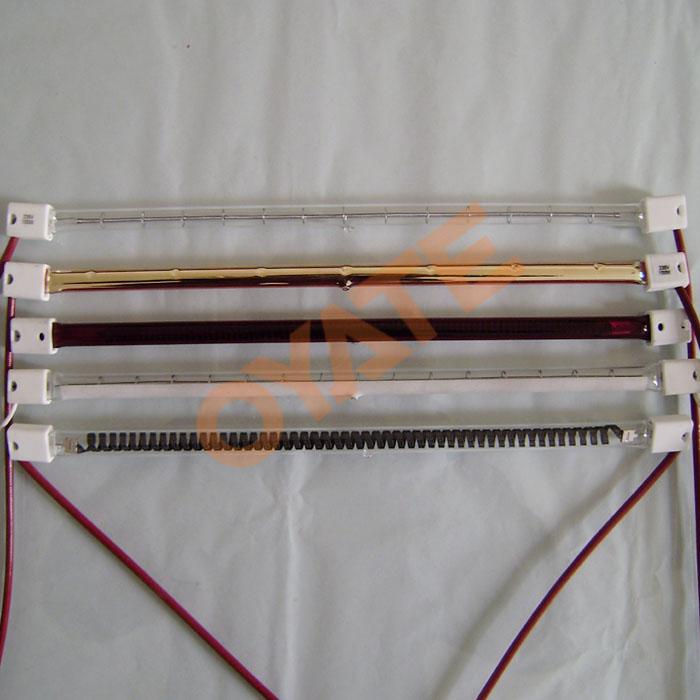 欧雅特桑拿房用透明红外线加热管
