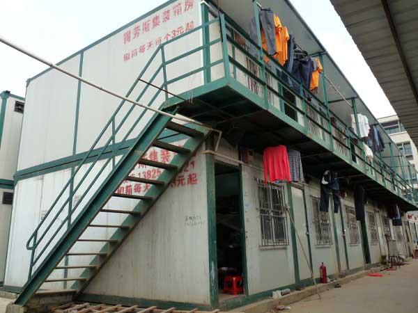 得劳斯广州集装箱房屋 价格:11500元/个