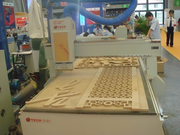 Xj1325 Woodworking Cnc Router
