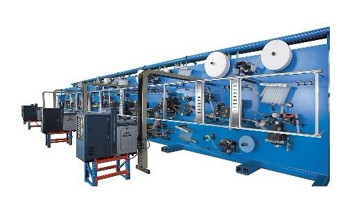 Sanitary Napkin Machine (HNJX-WSJ450)