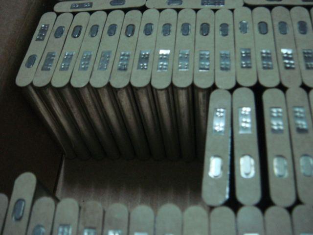异型软包电芯结构