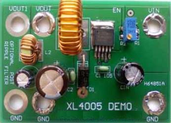 xl4005降压型直流电源变换器芯片(大功率 价格:0.5元