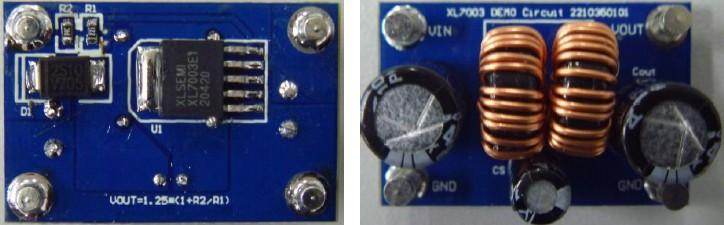xl7003降压型直流电源变换器芯片