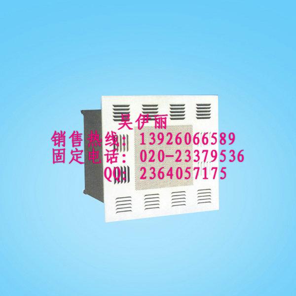 可选用一体化高效过滤器送风口;