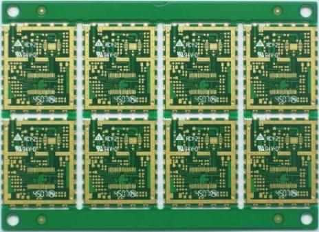 电路板样板双面电路板 价格:1.8元/pcs