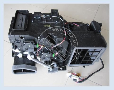 pc220-7小松 空调 空调控制面板 冷凝器