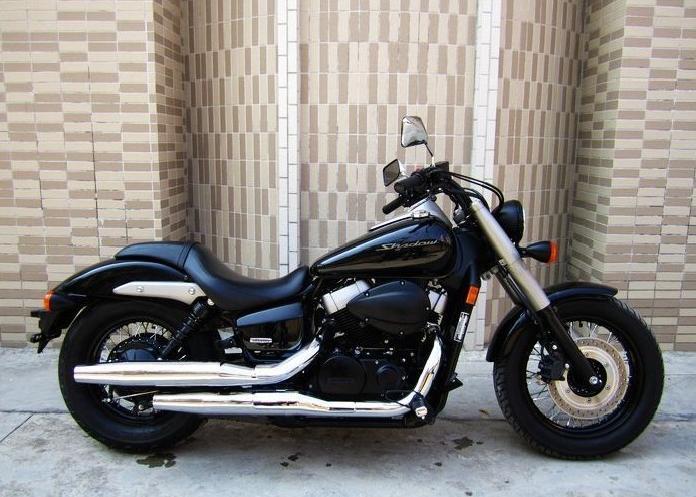 10年沙都750本田摩托车 价格:36000元/辆图片