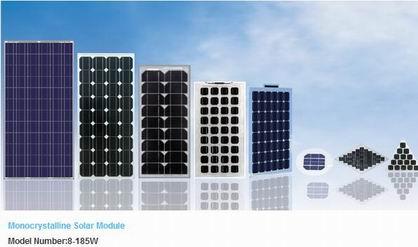 isolar太阳能电池模块