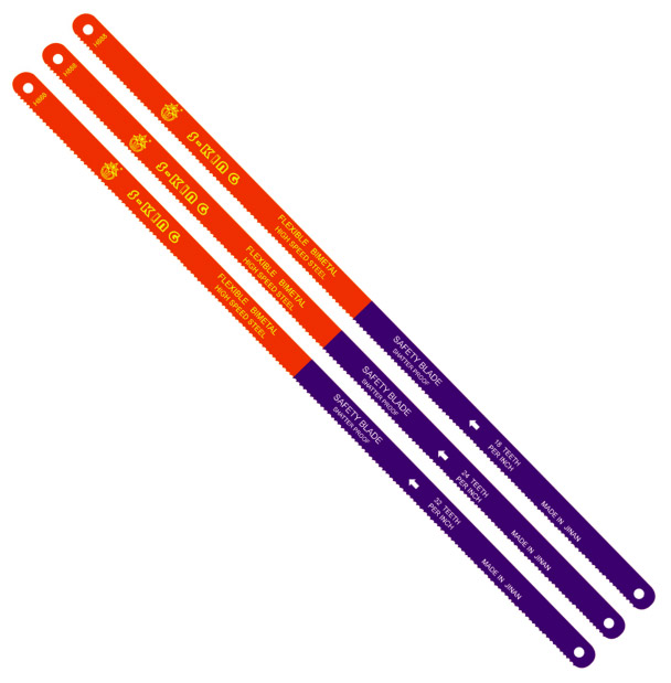 BIMETAL双金属锯条,手用锯条 价格:1.95元/支