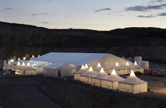 广东体育篷房体育赛事帐篷 价格:200元/平方米