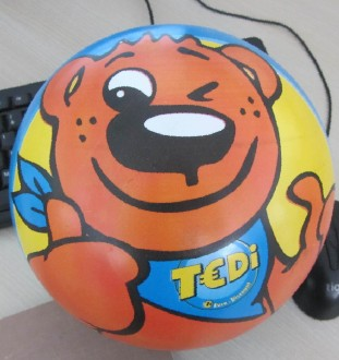 Full printed PVC toy ball