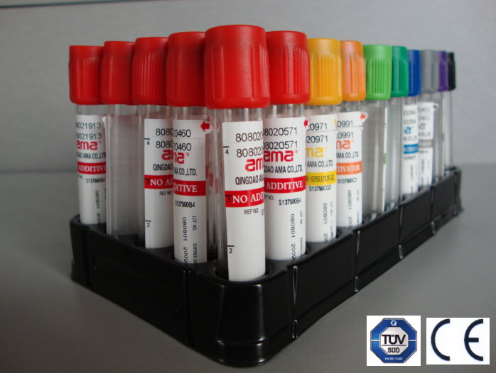 Seperation Gel Blood Collection Tube