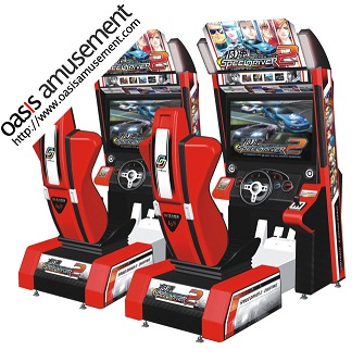 arcade game mchine and arcade game
