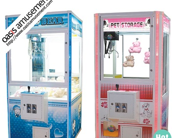 crane game mchine and game machine