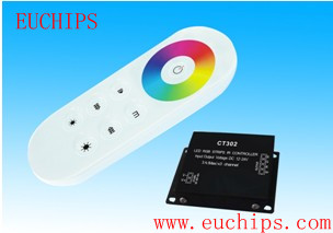 IR Touching LED Remote Controller (CT302)