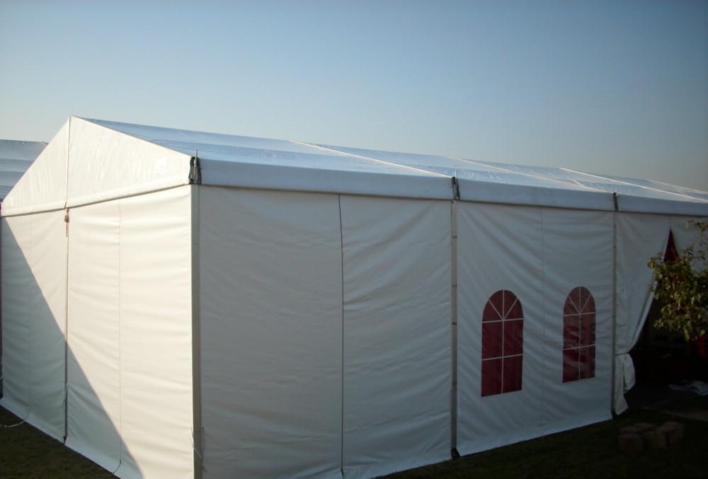 锥顶篷广西白色尖顶帐篷
