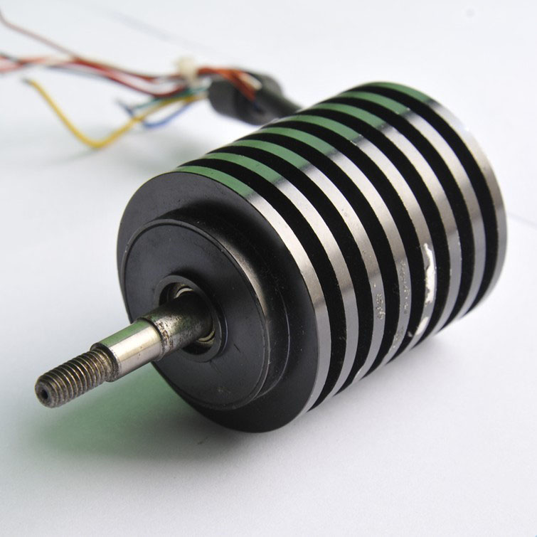 Brushless Dc Servo Motor Dual Axis