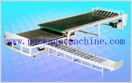 Right-Angle Stacker & Conveyor