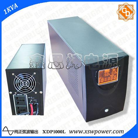 设备会自动转换到主电路供电;
